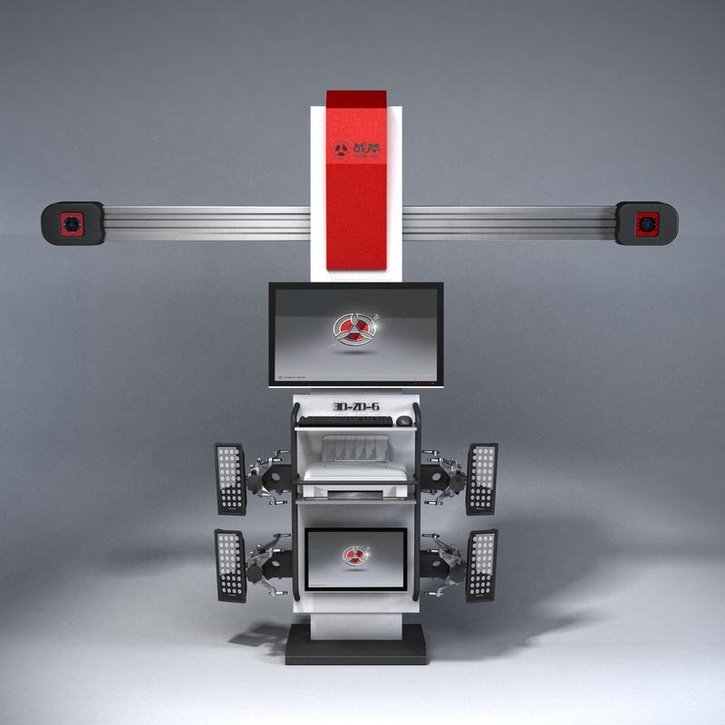 3d汽车四轮定位仪_3D-ZD-6四轮定位仪